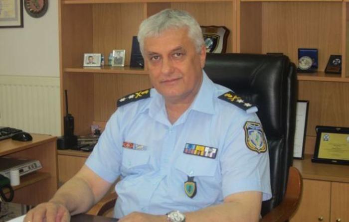 Παραμένει ο Υποστράτηγος Γιώργος Κανέλλος στη Γενική Περιφερειακή Αστυνομική Διεύθυνση Στερεάς Ελλάδος
