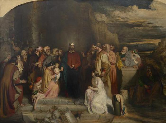 Κι αν ο Χριστός φορούσε μάσκα; Ο εαυτός και ο άλλος.