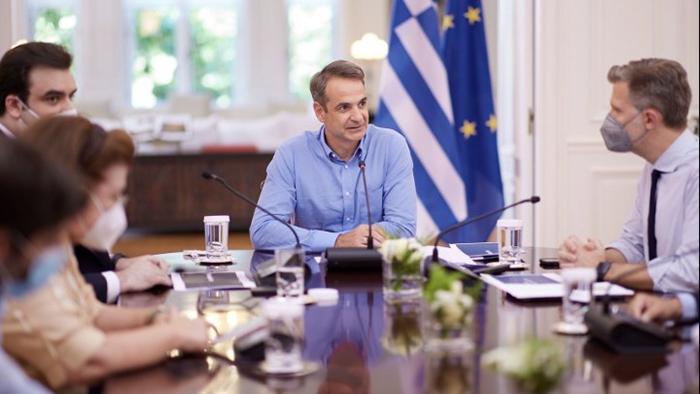 Κυρ. Μητσοτάκης: Προπληρωμένη κάρτα 150 ευρώ στους νέους 18-25 ετών που έχουν εμβολιαστεί ή θα εμβολιαστούν