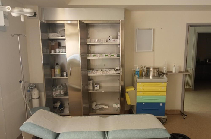Χειρουργική αίθουσα και Μονάδα Τεχνητού Νεφρού προχωρά στο Κέντρο Υγείας Ιστιαίας