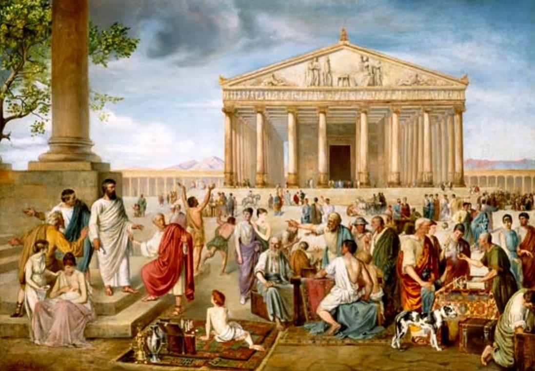 Ο Ναός της Αρτέμιδος της Εφέσου, ένα από επτά θαύματα του κόσμου!