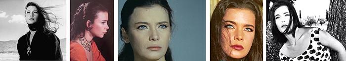 Τζένη Καρέζη, η ταλαντούχα, καθηλωτική ηθοποιός με τα πράσινα μάτια
