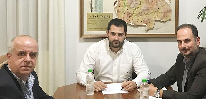 Ξεκινούν εργασίες εκσυγχρονισμού των αθλητικών εγκαταστάσεων του Δήμου Καρπενησίου
