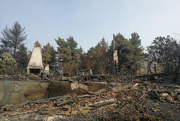 Β. Αποστόλου: Δέσμευση Τριαντόπουλου για την αποκατάσταση του Δασικού χωριού Παπάδων